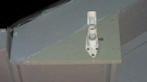 minor soffit repair